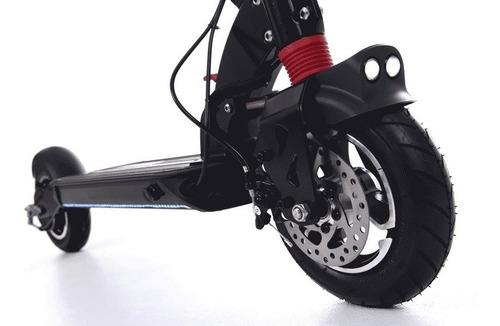 monopatin electrico zero 9 con freno a disco 50 km autonomia
