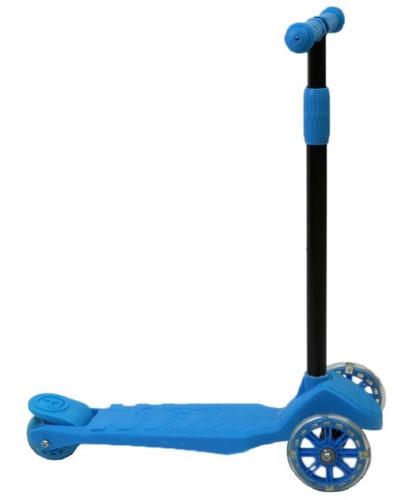 monopatin infantil scooter 3 ruedas con luces nena nene ofer