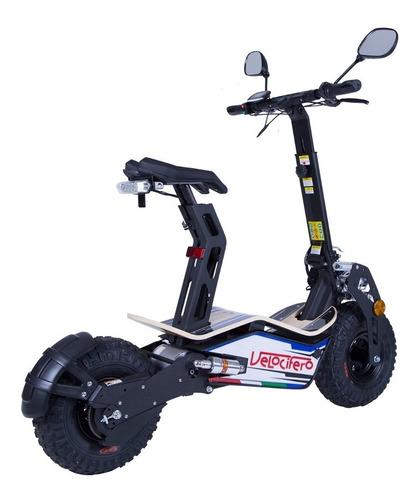 monopatin moto scooter electrica velocifero 2000w litio