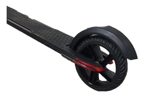 monopatín scooter eléctrico foldable negro 8,5