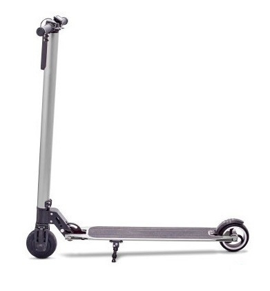 monopatin scooter electrico plegable max you s-2 display luz