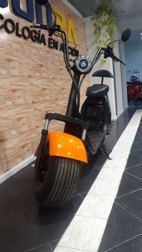 monopatin scooter eléctrico spyracing