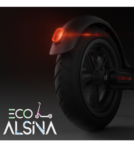 monopatín scooter eléctrico xiaomi m365  eco alsina new 2020