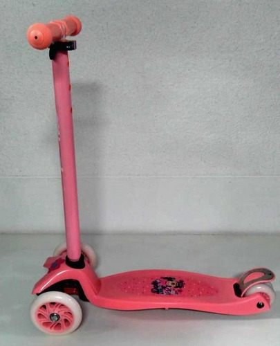 monopatin scooter infantil minnie disney babymovil 7344