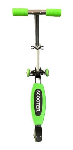 monopatin scooter infantil ruedas frenos reforzado regulable