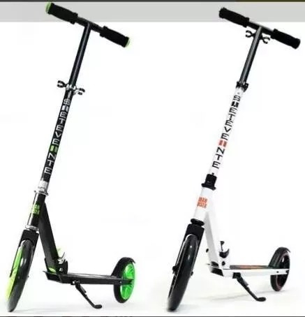 monopatin scooter travesia urban cruiser  plegable
