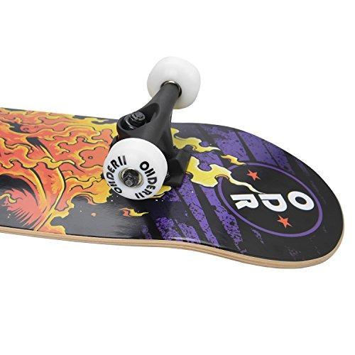 Monopatín Skate De Ohderii Crucero Skateboard De 31 -inchx -   7.133 ... 8890b8889ba