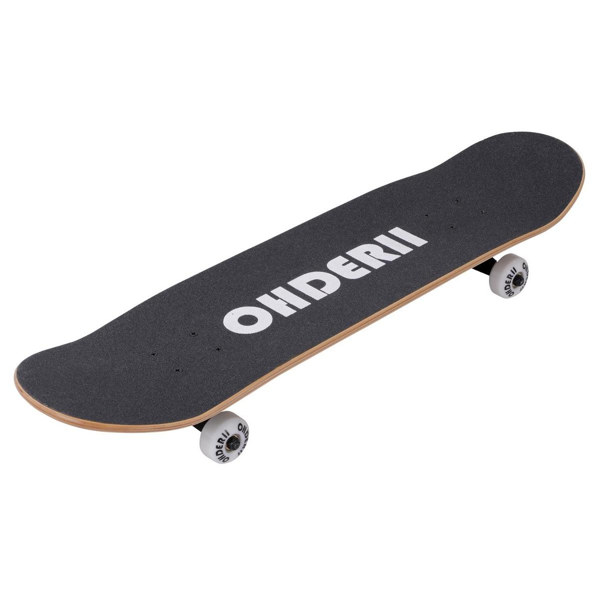 Monopatín Skate De Ohderii Crucero Skateboard De 31 -inchx -   5.031 ... 3a597afa5cb