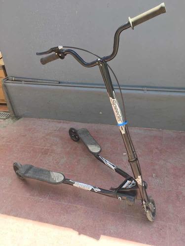monopatín tres ruedas profesional para adultos y niños