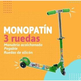 Monopatines Scooter Para Niños Y Niñas