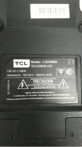 monoplaca tcl l32s4900s 40-565ep1-mac2lg merlo o devoto