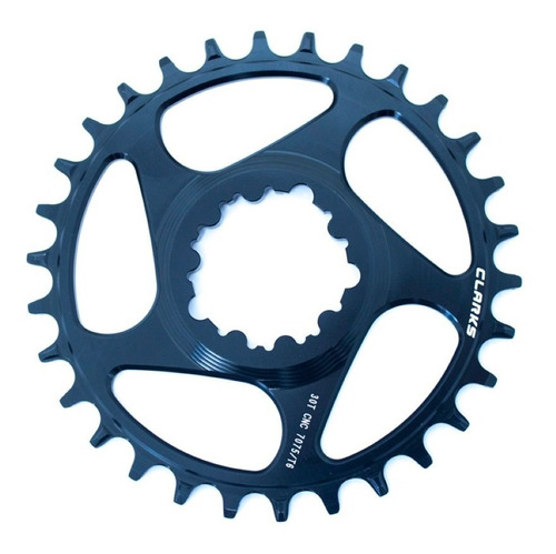 monoplato bicicletas clarks direct mount 34 dientes 3mm sram