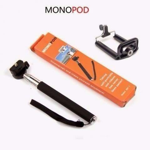 monopod com controle remoto