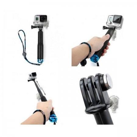 monopod para cámaras go pro deportivas goeasy pole - lima