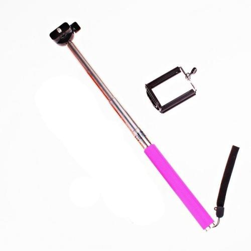 monopod rosado para todas los celulares