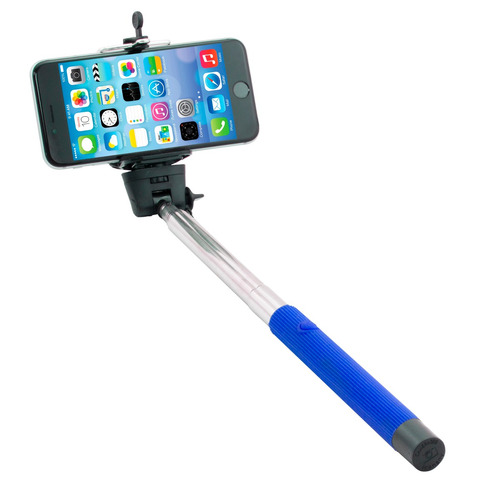 monopod selfie bluetooth integrado smartphone mayor y detal