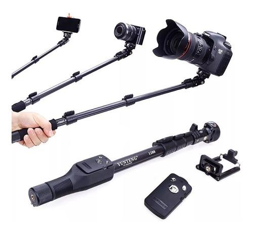 monopod selfie bluetooth yunteng atril selfie gopro baston