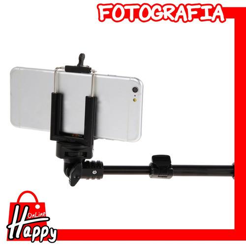 monopod selfie profesional yunteng 1288 + bluetooth