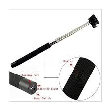 monopod selfie shutter stick marca tzumi, original