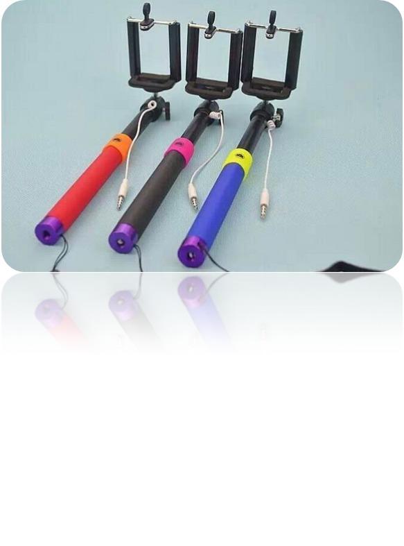 monopod selfie stick brazo celular iphone samsung en mercado libre. Black Bedroom Furniture Sets. Home Design Ideas