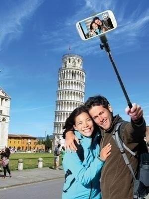 monopod selfie stick brazo para celular o camara universal