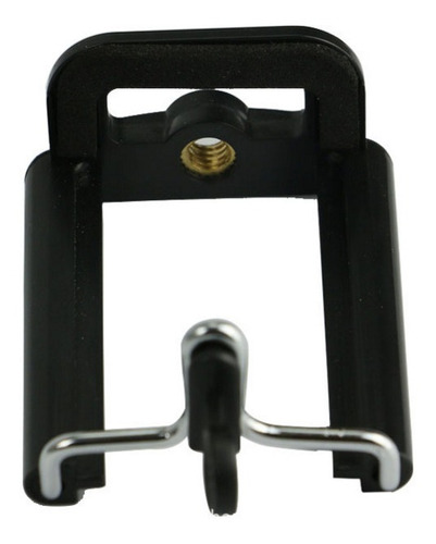 monopod stick para cámara y celular con tornillo y clip