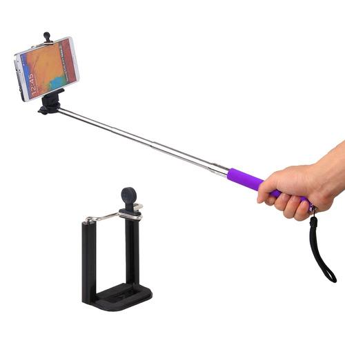 monopode bastón extensible celulares y cámaras fotográficas