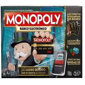 Monopoly C/ Banco Electrónico- 14% Off