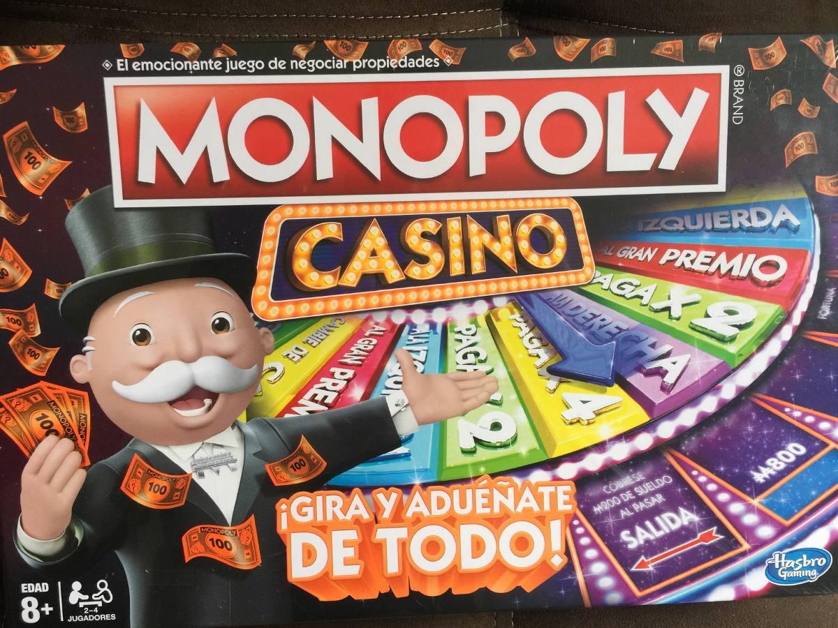 Monopoly Casino 350 00 En Mercado Libre