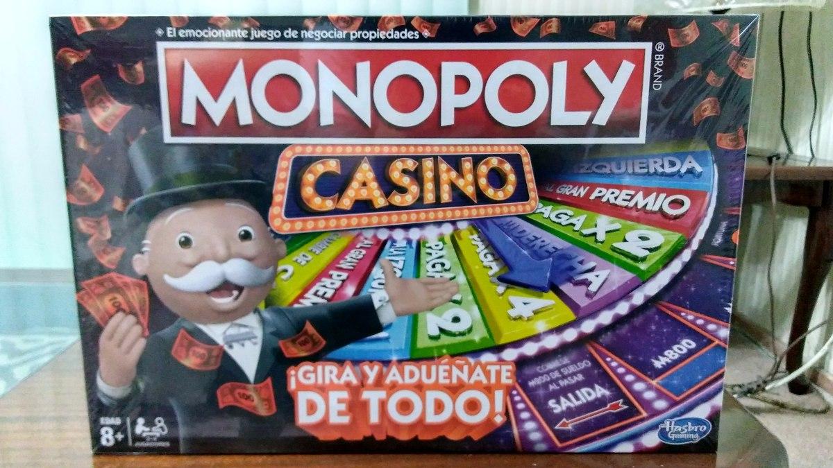 Monopoly Casino 195 00 En Mercado Libre
