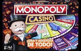 Monopoly Casino Juego De Mesa Hasbro Nuevo 299 00 En Mercado Libre