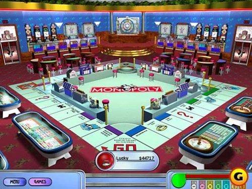Monopoly Casino Mas De 40 Juegos 39 140 En Mercado Libre