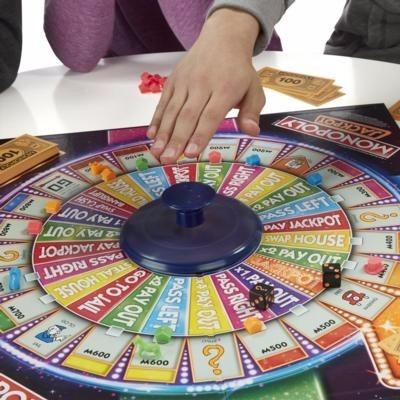Monopoly Casino Ruleta Espanol Hasbro Juego Mesa B7368