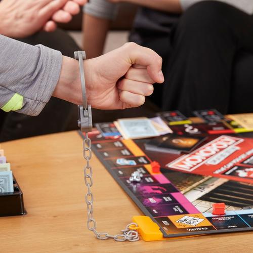 monopoly cheaters edicion tramposos - en español / diverti