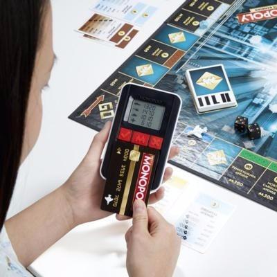 monopoly electrónico ebanking banco  tarjeta español b6677