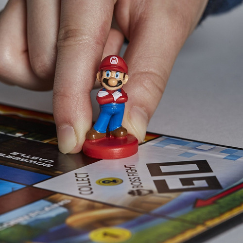 monopoly gamer mario bros nintendo