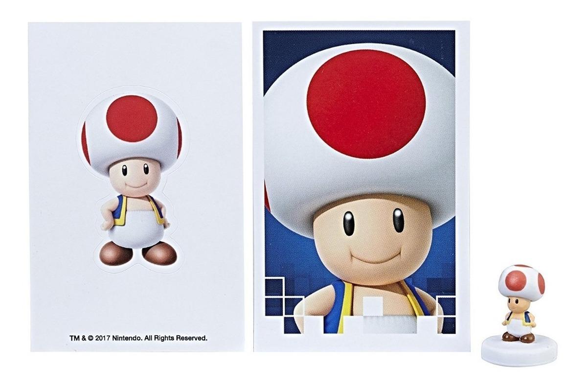 Toad /& Luigi Monopoly Gamer Figure Pack
