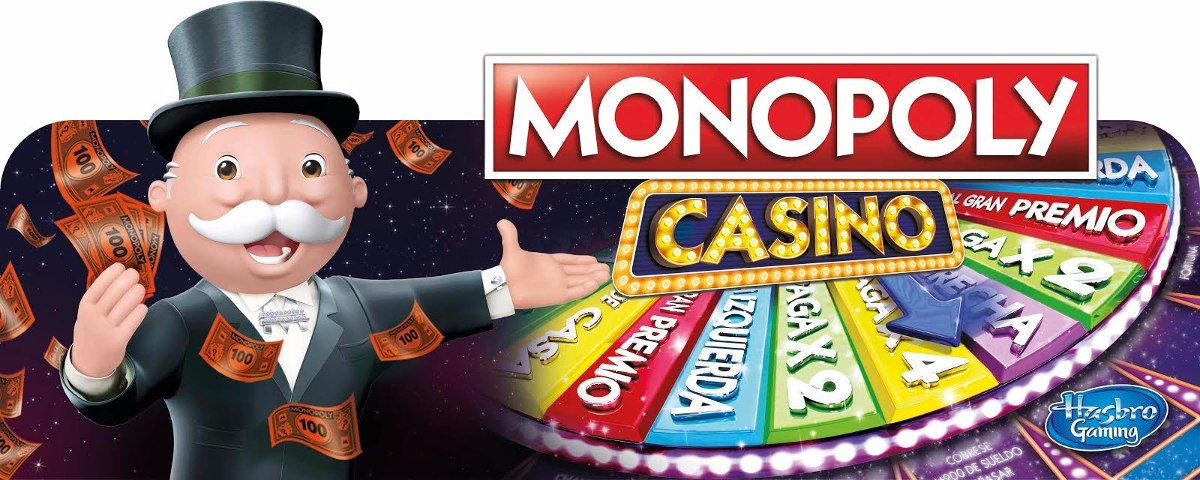 Monopoly Casino Ruleta Espanol Hasbro Juego Mesa B7368 134 990