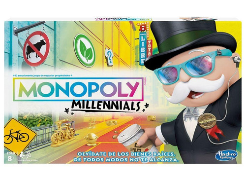 monopoly millenials