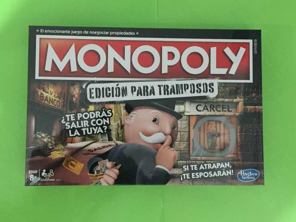Monopoly Para Tramposos 680 00 En Mercado Libre