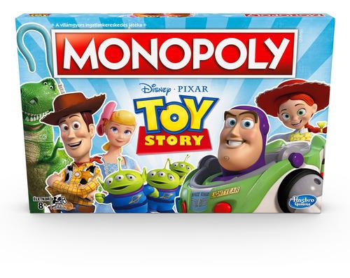 monopoly toy story - juego de mesa para toda la familia