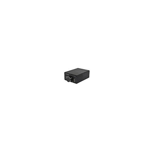 monoprice 111567 amplificador para auriculares de sobremesa