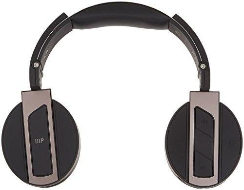 monoprice auriculares inalámbricos bluetooth con micrófono i