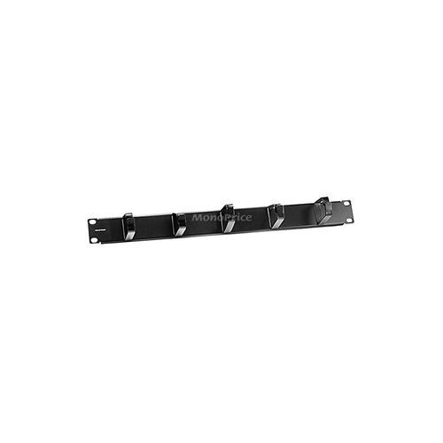 monoprice premium cable management, anillo en d de metal, 1.
