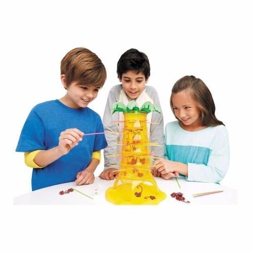 Monos Locos Mattel Juego Mesa Juguete Nina Nino Navidad Bebe