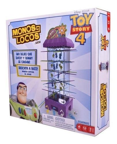 monos locos toy story 4