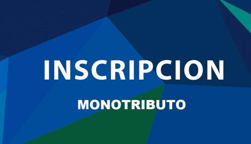 monotributo - alta - baja - recategorizacion