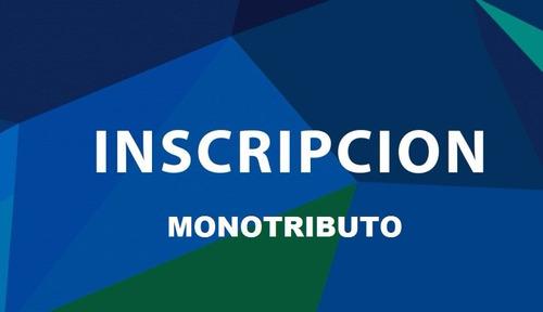 monotributo ingresos brutos alta inscripción plan de pagos