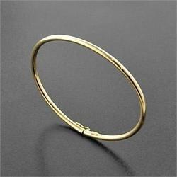 Monreale Bracelete De Ouro 18k Com Trava De Segurança - R  749,90 em ... 5ac8dead56