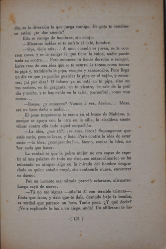 monsieur ounine por georges bernanos